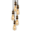 chandelier \ brass \ BF-19 LED \ 5