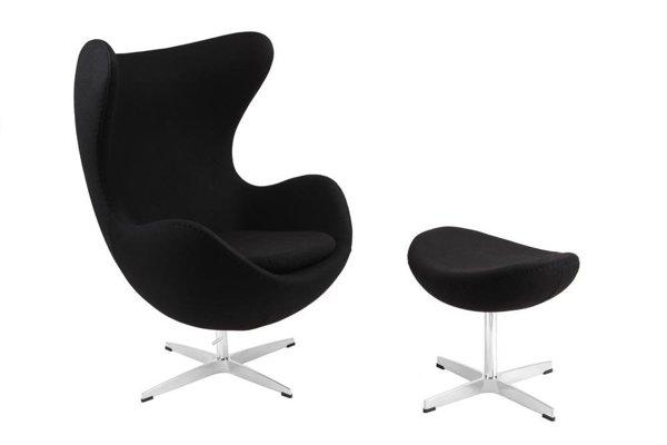 sessel ei mit fussbank kaschmir 1 schwarz premium schwarz m bel sessel. Black Bedroom Furniture Sets. Home Design Ideas